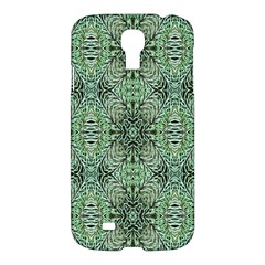 Seamless Abstraction Wallpaper Digital Computer Graphic Samsung Galaxy S4 I9500/i9505 Hardshell Case by Nexatart