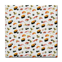 Sushi Lover Tile Coasters by tarastyle