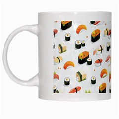Sushi Lover White Mugs