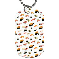 Sushi Lover Dog Tag (one Side) by tarastyle