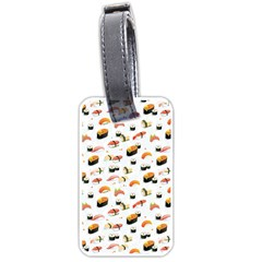 Sushi Lover Luggage Tags (one Side)  by tarastyle