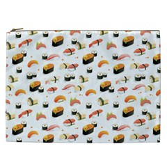 Sushi Lover Cosmetic Bag (xxl)  by tarastyle