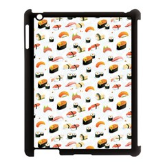 Sushi Lover Apple Ipad 3/4 Case (black) by tarastyle
