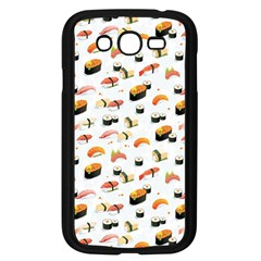 Sushi Lover Samsung Galaxy Grand Duos I9082 Case (black) by tarastyle