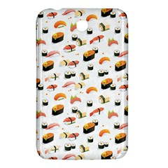 Sushi Lover Samsung Galaxy Tab 3 (7 ) P3200 Hardshell Case  by tarastyle