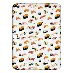 Sushi Lover Samsung Galaxy Tab 3 (10 1 ) P5200 Hardshell Case  by tarastyle