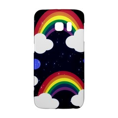 Rainbow Animation Galaxy S6 Edge