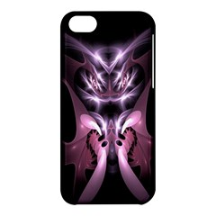 Angry Mantis Fractal In Shades Of Purple Apple Iphone 5c Hardshell Case