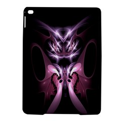 Angry Mantis Fractal In Shades Of Purple Ipad Air 2 Hardshell Cases