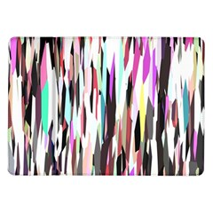 Randomized Colors Background Wallpaper Samsung Galaxy Tab 10 1  P7500 Flip Case by Nexatart