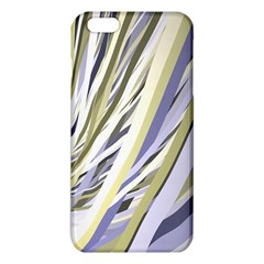 Wavy Ribbons Background Wallpaper Iphone 6 Plus/6s Plus Tpu Case by Nexatart