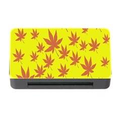 Autumn Background Memory Card Reader With Cf by Nexatart