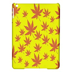 Autumn Background Ipad Air Hardshell Cases by Nexatart
