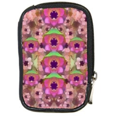 It Is Lotus In The Air Compact Camera Cases by pepitasart