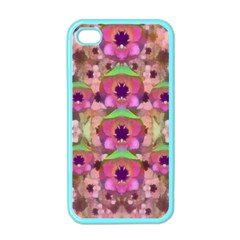 It Is Lotus In The Air Apple Iphone 4 Case (color) by pepitasart