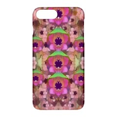 It Is Lotus In The Air Apple Iphone 7 Plus Hardshell Case by pepitasart