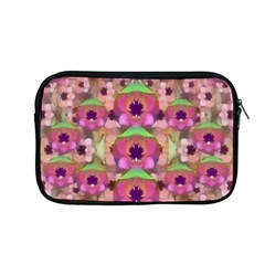 It Is Lotus In The Air Apple Macbook Pro 13  Zipper Case by pepitasart