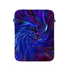 Stylish Twirl Apple Ipad 2/3/4 Protective Soft Cases by Nexatart