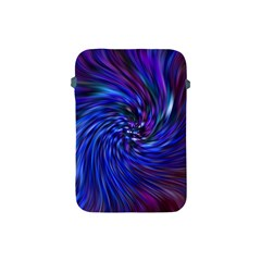 Stylish Twirl Apple Ipad Mini Protective Soft Cases by Nexatart