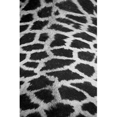 Black And White Giraffe Skin Pattern 5 5  X 8 5  Notebooks by Nexatart