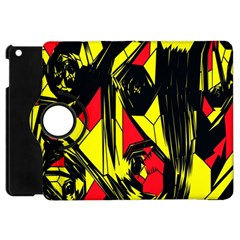 Easy Colors Abstract Pattern Apple Ipad Mini Flip 360 Case