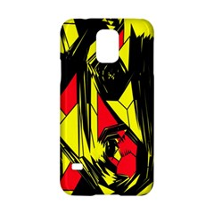 Easy Colors Abstract Pattern Samsung Galaxy S5 Hardshell Case