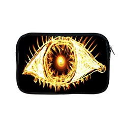 Flame Eye Burning Hot Eye Illustration Apple Macbook Pro 13  Zipper Case by Nexatart