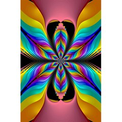 Fractal Butterfly 5 5  X 8 5  Notebooks by Nexatart