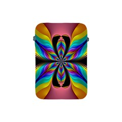 Fractal Butterfly Apple Ipad Mini Protective Soft Cases by Nexatart