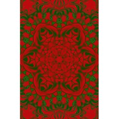 Christmas Kaleidoscope 5 5  X 8 5  Notebooks by Nexatart