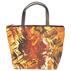 Abstraction Abstract Pattern Bucket Bags