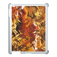 Abstraction Abstract Pattern Apple Ipad 3/4 Case (white) by Nexatart