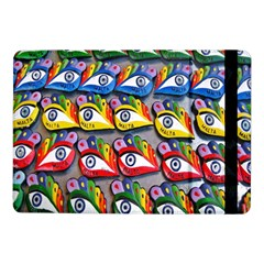 The Eye Of Osiris As Seen On Mediterranean Fishing Boats For Good Luck Samsung Galaxy Tab Pro 10 1  Flip Case by Nexatart
