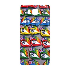 The Eye Of Osiris As Seen On Mediterranean Fishing Boats For Good Luck Samsung Galaxy Alpha Hardshell Back Case
