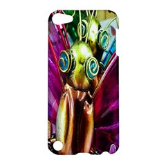 Magic Butterfly Art In Glass Apple Ipod Touch 5 Hardshell Case by Nexatart