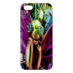 Magic Butterfly Art In Glass Iphone 5s/ Se Premium Hardshell Case