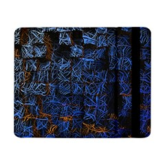 Background Abstract Art Pattern Samsung Galaxy Tab Pro 8 4  Flip Case