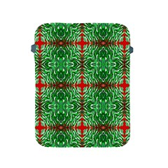 Geometric Seamless Pattern Digital Computer Graphic Apple Ipad 2/3/4 Protective Soft Cases by Nexatart