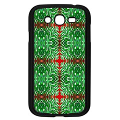 Geometric Seamless Pattern Digital Computer Graphic Samsung Galaxy Grand Duos I9082 Case (black) by Nexatart