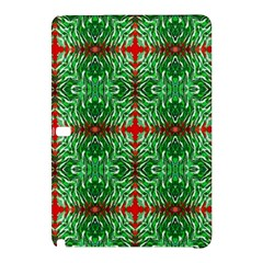 Geometric Seamless Pattern Digital Computer Graphic Samsung Galaxy Tab Pro 10 1 Hardshell Case by Nexatart