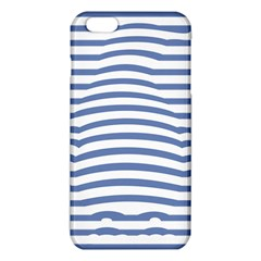 Animals Illusion Penguin Line Blue White Iphone 6 Plus/6s Plus Tpu Case by Mariart