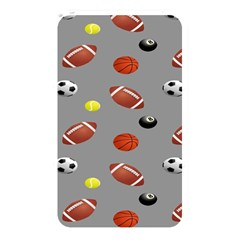 Balltiled Grey Ball Tennis Football Basketball Billiards Memory Card Reader by Mariart