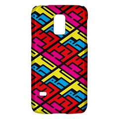 Color Red Yellow Blue Graffiti Galaxy S5 Mini
