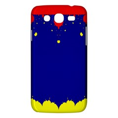 Critical Points Line Circle Red Blue Yellow Samsung Galaxy Mega 5 8 I9152 Hardshell Case  by Mariart