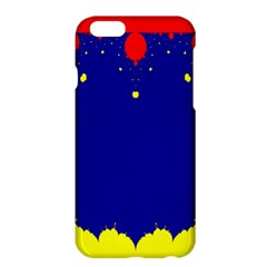 Critical Points Line Circle Red Blue Yellow Apple Iphone 6 Plus/6s Plus Hardshell Case by Mariart