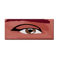 Eye Difficulty Red Cosmetic Storage Cases by Mariart