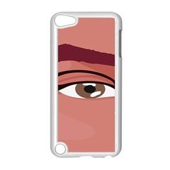 Eye Difficulty Red Apple Ipod Touch 5 Case (white) by Mariart
