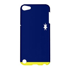 Flag Star Blue Green Yellow Apple Ipod Touch 5 Hardshell Case by Mariart