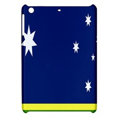 Flag Star Blue Green Yellow Apple Ipad Mini Hardshell Case by Mariart