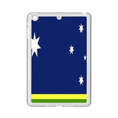 Flag Star Blue Green Yellow Ipad Mini 2 Enamel Coated Cases by Mariart